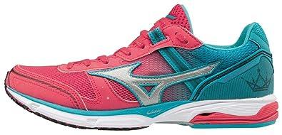 d3e2cbc34d81 Mizuno Women's Wave Emperor 3 Low-Top Sneakers: Amazon.co.uk: Shoes ...