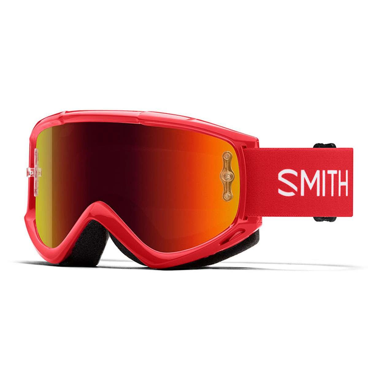 Smith Fuel V.1 Max M Goggles Acid//Green Mirror One Size