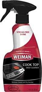 Weiman Glass Cooktop Cleaner - 12 Ounce