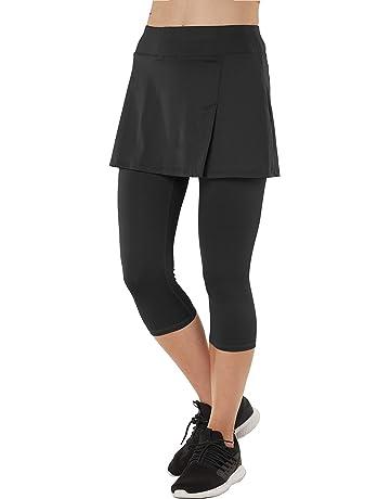Faldas pantalón (skorts) de tenis para mujer | Amazon.es
