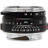 Voigtlander Nokton 35mm f/1.4 II Multi Coated Leica M Mount Lens - Black