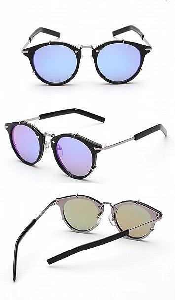 Inkjet Farbe Sonnenbrille Fluoreszierende Farbe Personalisierte Sonnenbrille Männliche Brille Schwarzes Und Grünes Rahmen Schwarzes Objektiv NmMCU