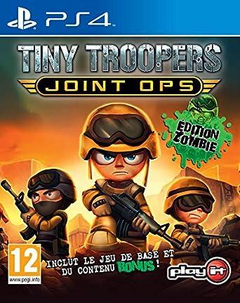 Tiny Troopers Joint OPS - Édition Zombie [Importación Francesa]: Amazon.es: Videojuegos
