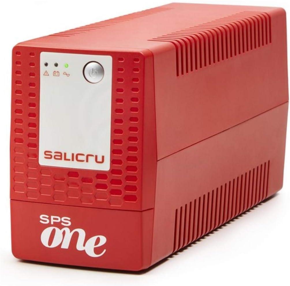 Salicru SAI Interactivo Salicru 662AF000001 240W Rojo