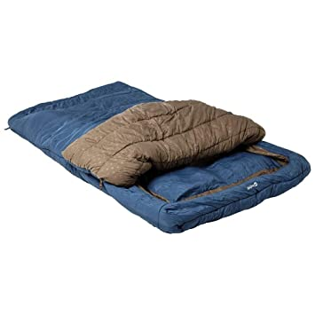9e7b55f6754 Outwell Cardinal Double Sleeping Bag