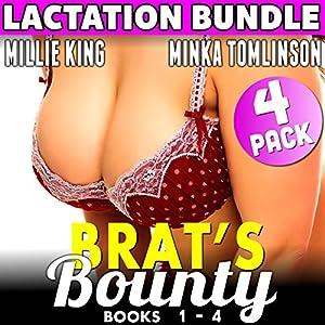 Brat's Bounty : 4 Pack Bundle Audiobook