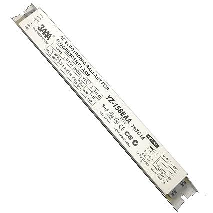 3AAA YZ-158EAA 55-60W 220-240V Standard ECG Instant Start AC