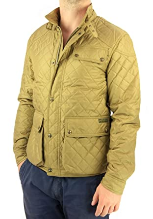 b0a18843a61e Polo by Ralph Lauren Designer Mantel Steppjacke  quot Cadwell Quilted quot   ...