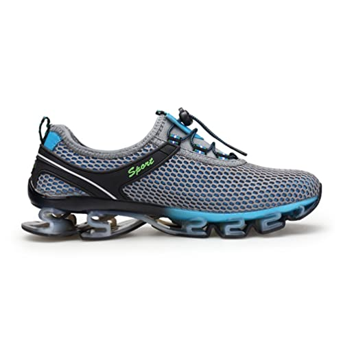 e96e8cf0ae789 Qianliuk Mens Breathable Running Shoes Women Sneakers Bounce Summer Outdoor  Sport Shoes Professional Training Shoes  Amazon.co.uk  Shoes   Bags