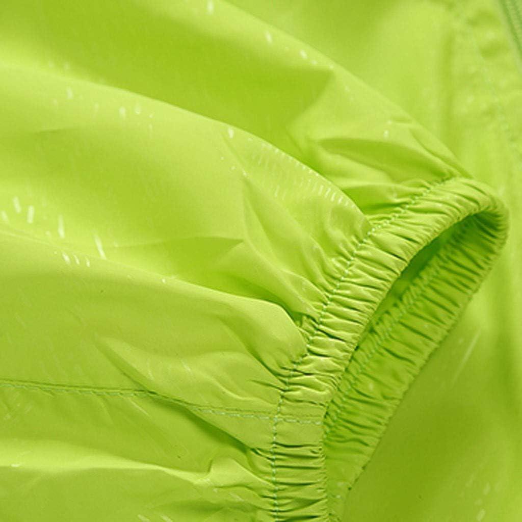 Kanpola Regenjacke Damen Outdoorjacke mit Kapuze Quick Dry Leicht Windbreaker
