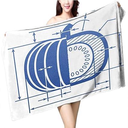 Amazon Com Homesonne Cotton Craft Luxury Beach Towel Sale5 Beach