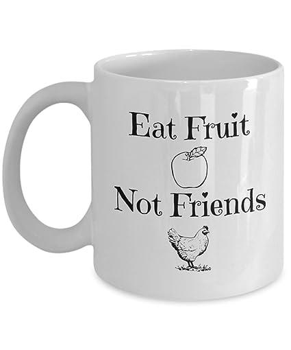 Amazon Funny Vegan Mug Proud Birthday Gifts For Friend