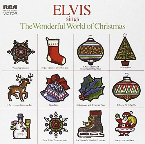 Wonderful World Christmas - ELVIS SINGS THE WONDERFUL WORLD OF CHRISTMAS FTD 2-CD SET