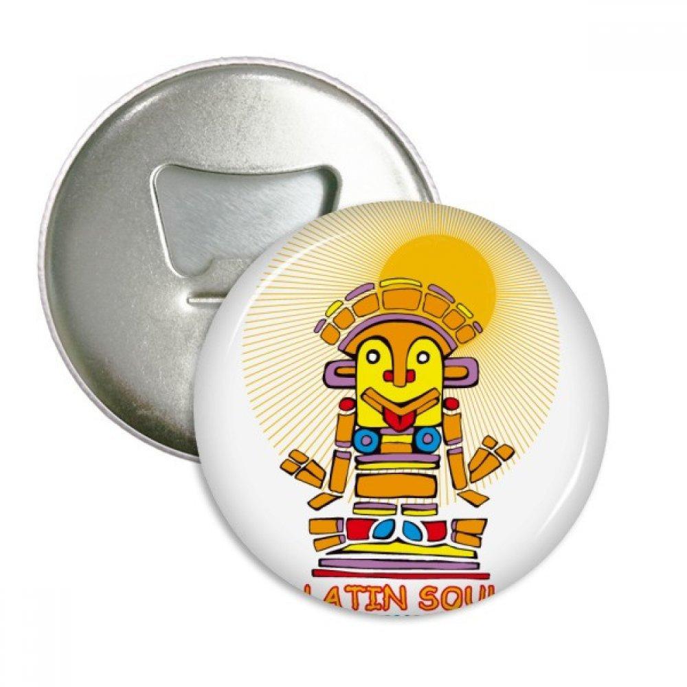 Antiguo Egipto alma latina Estatua patrón redondo abridor de ...