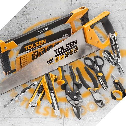 Tolsen Mini Hacksaw With Blade