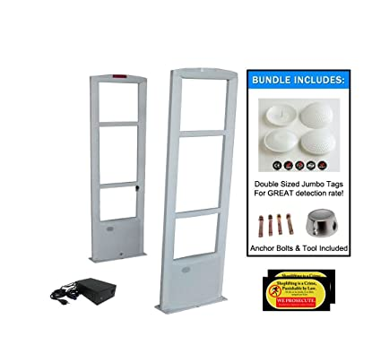 Amazon com : Double Door - 6 feet wide Retail Store EAS RF