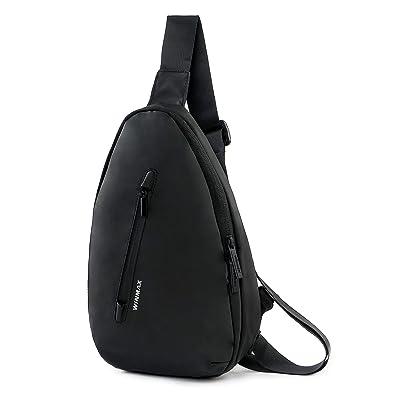 bd7455cd0d Sling Shoulder Backpacks Bags Waterproof Crossbody Travel Shoulder Bag  Triangle Pack