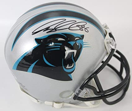 best service 926be aac8c Amazon.com: Greg Olsen Autographed Signed Carolina Panthers ...