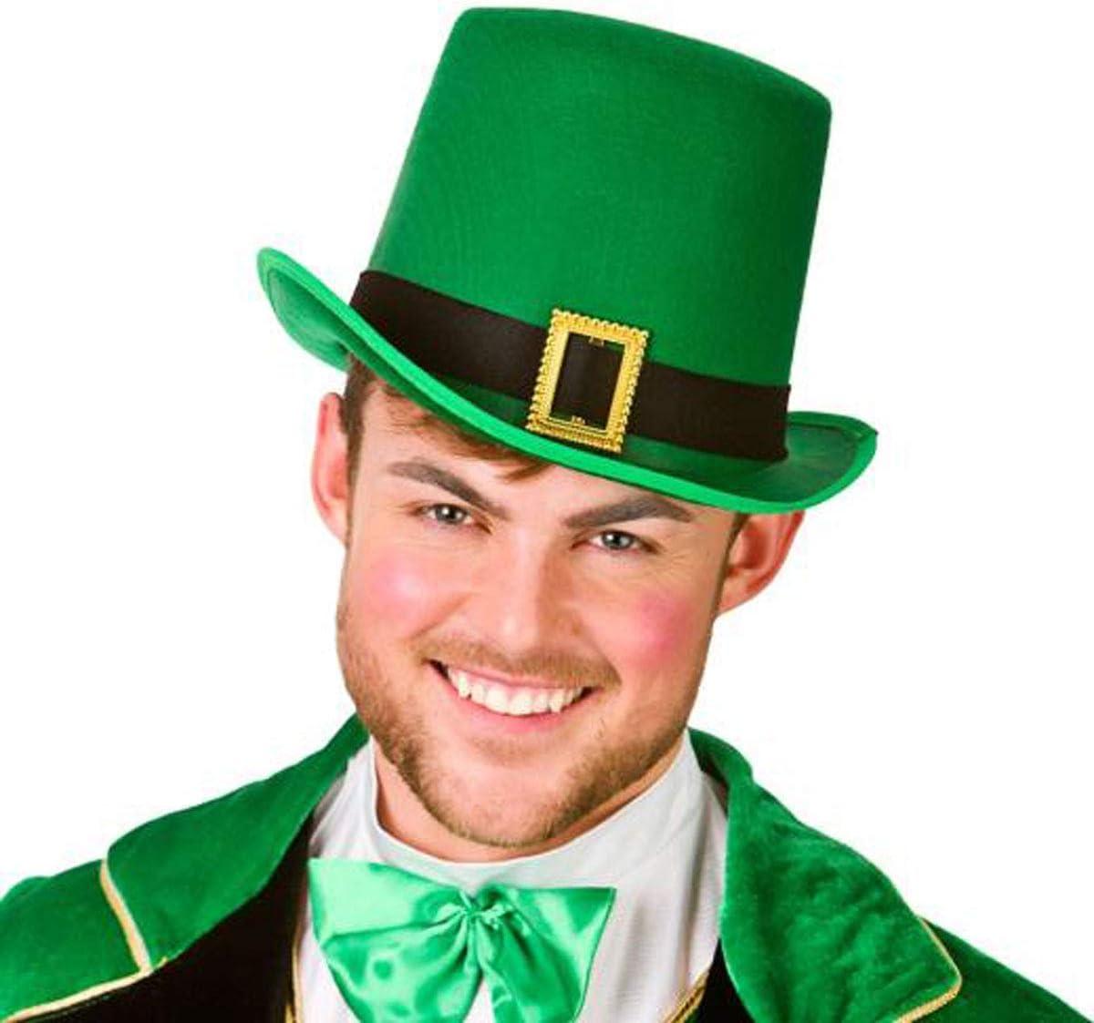 Labreeze Sombrero Verde irlandés para Disfraz de San Patricio ...