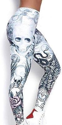 legging tête de mort 9