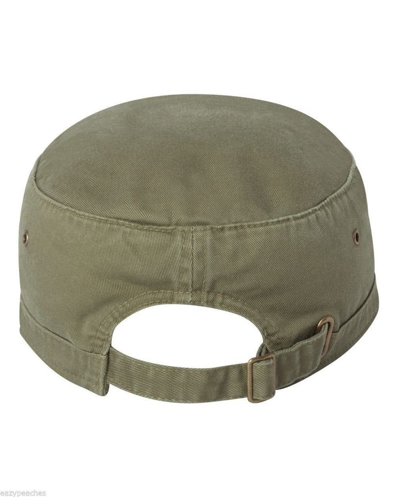 d42eff398e0 Galleon - ECOnscious 100% Organic Cotton Twill Corps Hat - Spruce