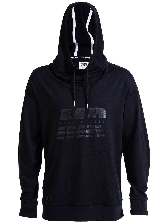 Sweater Hooded Men Mons Royale Merino Transition Hoodie