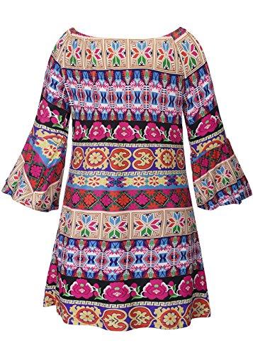 RUIYIGE - Vestido - para mujer