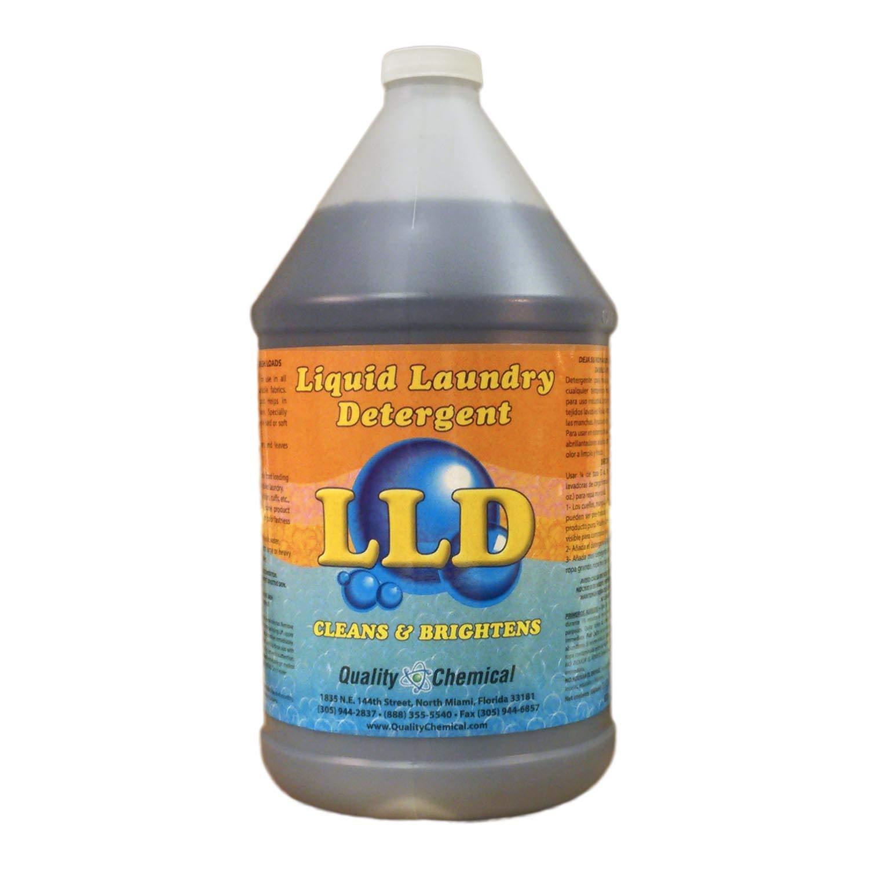 Liquid Laundry Detergent 1 gallon QCC-320-1 B07BF83RFV  1 gallon