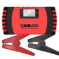 Deals on GOOLOO 800A Peak 18000mAh Car Jump Starter
