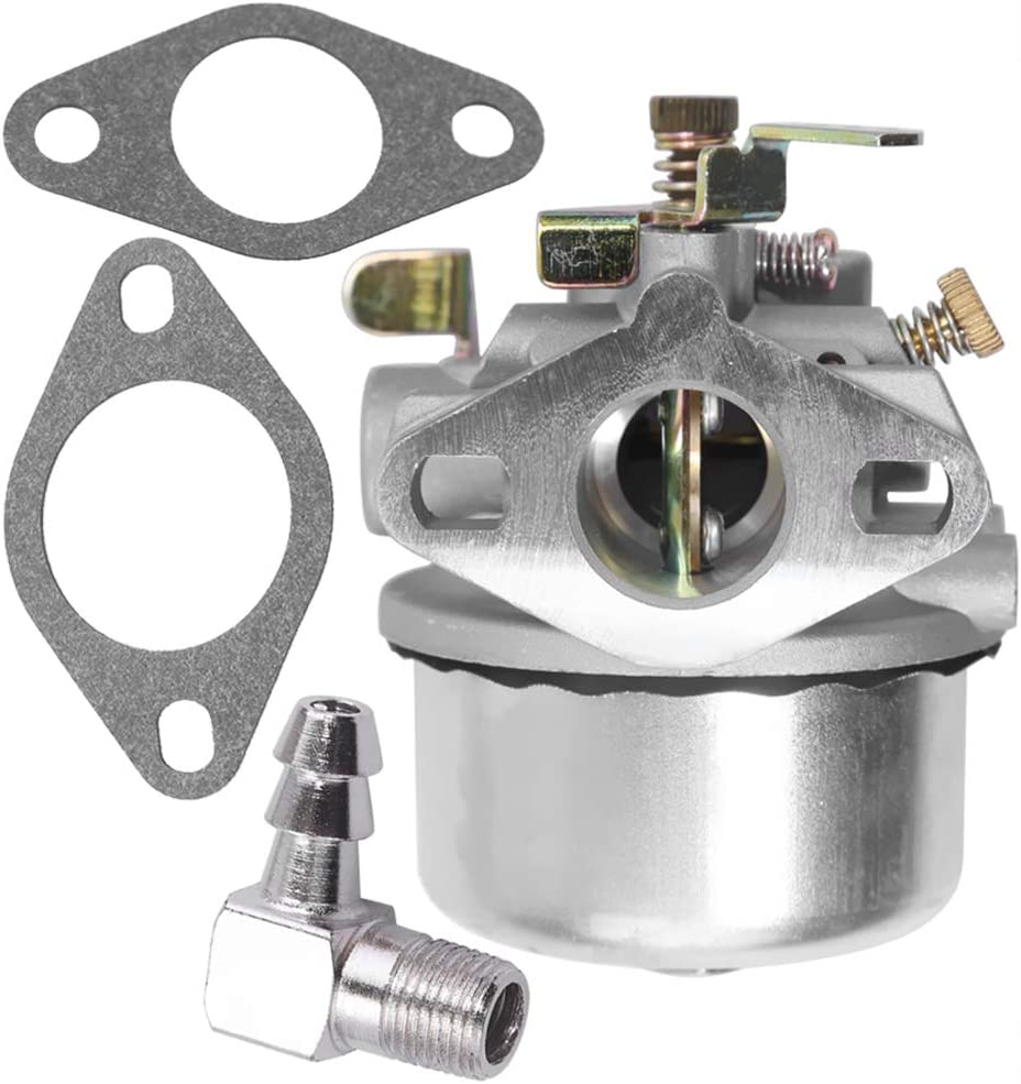 Anxingo 46 853 01-S Carburetor for Kohler Carter 8hp K90 K91 K141 K160 K161 K181 Engine Motor 4685301-S 46 053 03-S 4605303-S with Gasket