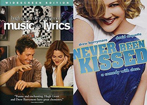 Romantic Comedies? You Want Em? Drew Barrymore Got em' Movie Bundle - Never Been Kissed & Music and Lyrics 2-DVD Set (Hugh Grant)