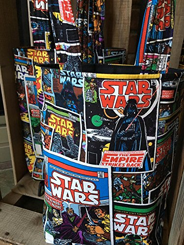 Star Wars Gift Tote Boys Birthday Bag