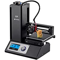 Monoprice Select Mini 3D Printer with Heated Build Plate, Includes Micro SD Card and Sample PLA Filament - 121711 - Black