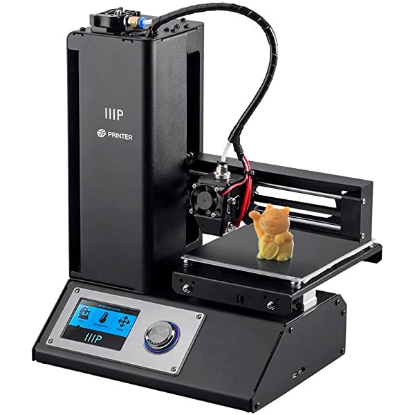 Monoprice Mini Delta 3D Printer, with Australian Plug, Fully