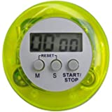 Portable Small Kitchen Cooking Timer with Loud Alarm for Cooking Baking Sports Games Office by SamGreatWorld
