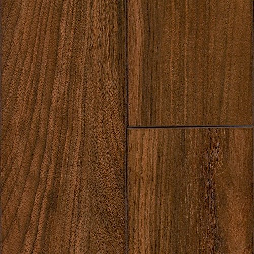 Mannington Hardware 26720 (S) Revolutions Collection Time Crafted Walnut Laminate Flooring, 8Mm, Vintage