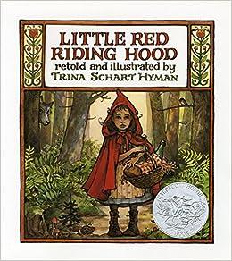 Little Red Riding Hood Trina Schart Hyman 9780823406531 Amazon