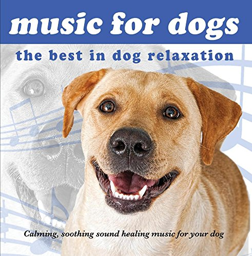 Music for Dogs - Calming soothing sound healing music that dogs love
