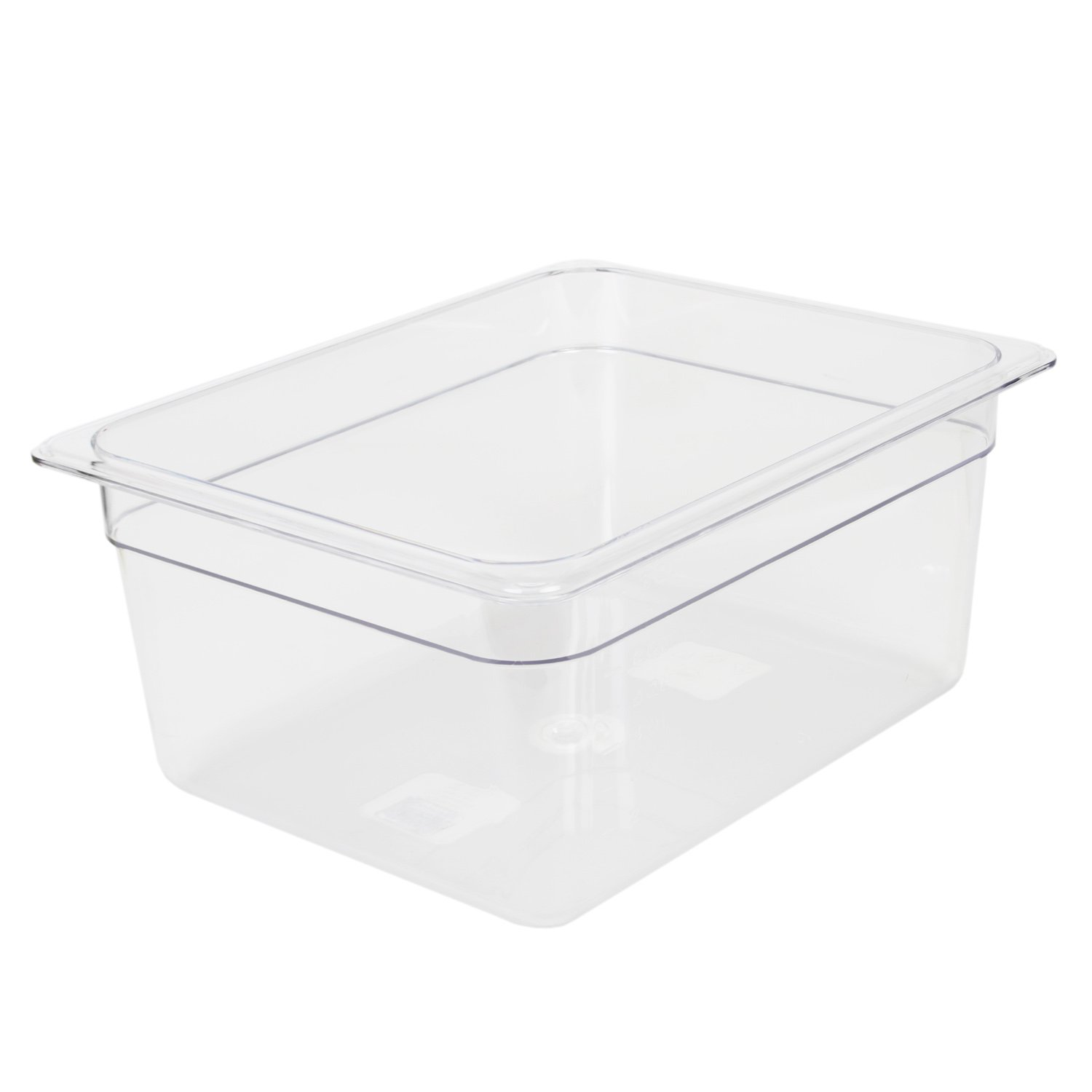 Excellante 849851007048 Deep Polycarbonate Food Pan, 6