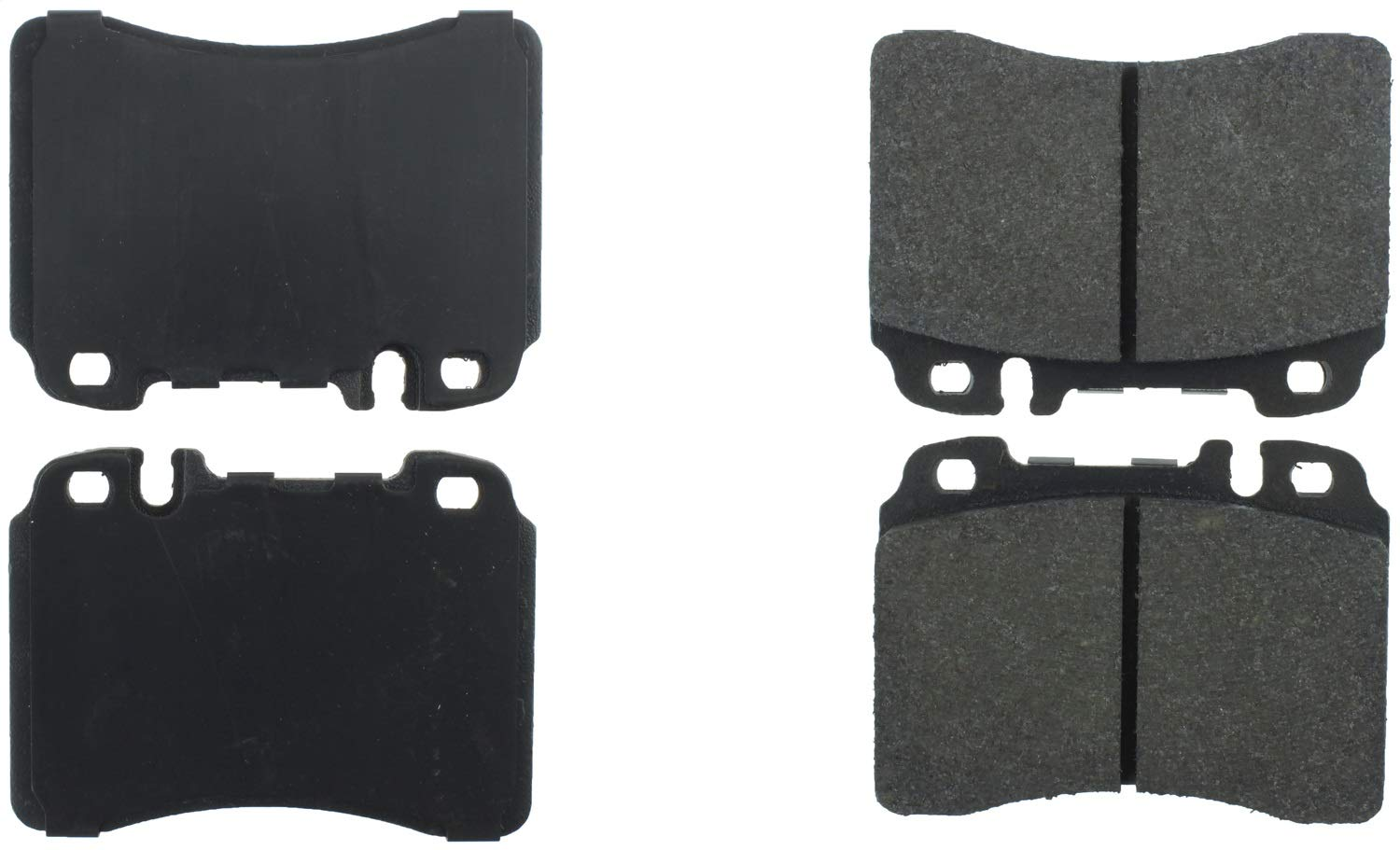 StopTech 308.05610 Street Brake Pads; Front with Shims