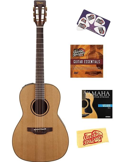 TAKAMINE P3NY GUITARRA ELECTROACÚSTICA: Amazon.es: Instrumentos ...