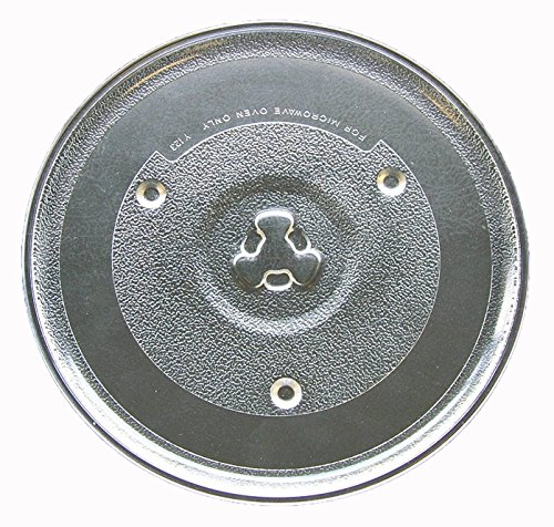 (Hamilton Beach Microwave Glass Turntable Plate / Tray 10 1/2