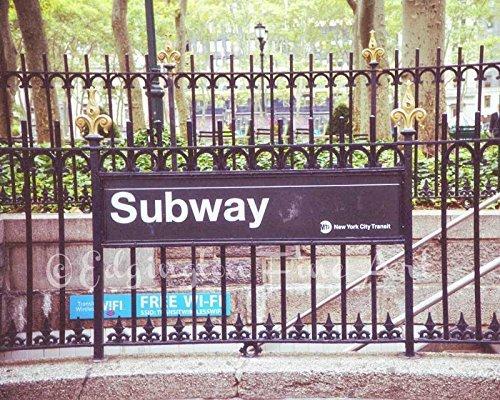 Nyc Subway Signs - 3