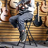Donner High-Density Sponges Guitar Seat, Foot Stool