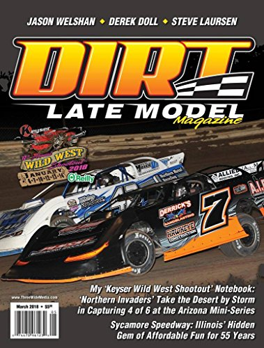 DIRT Late Model (Circle Track Magazine)