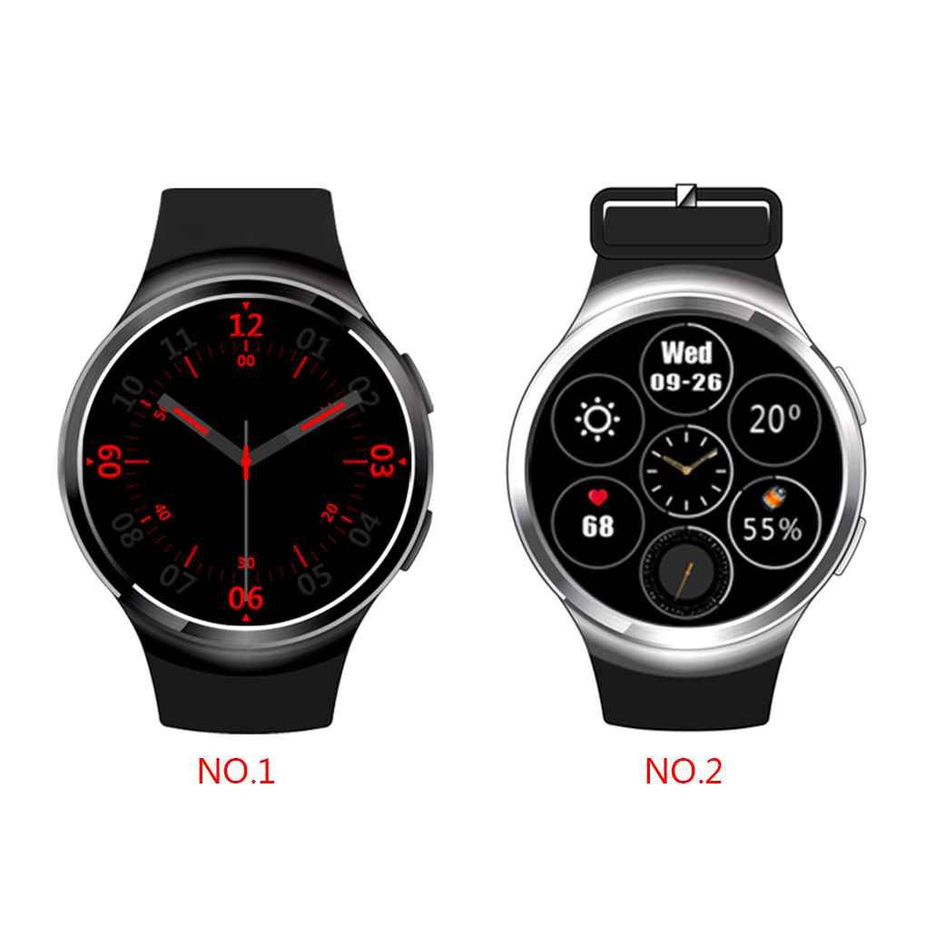 Lufa X3 Plus 3 G Smart Watch mtk6580 Android 5.1 1 G + 8 G ...