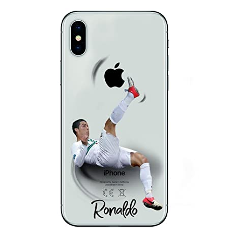 coque iphone x cr7