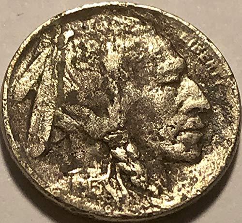 1913 P Buffalo ((TYPE II) Nickel Very Fine