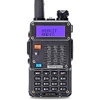 $44 » Mirkit Radio Baofeng UV-5R MK5 8W MP Max Power 2020 1800 mAh Li-Ion Battery Pack,…