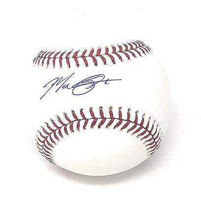 bc543dd15 Max Scherzer Washington Nationals Signed Autograph Official MLB ...